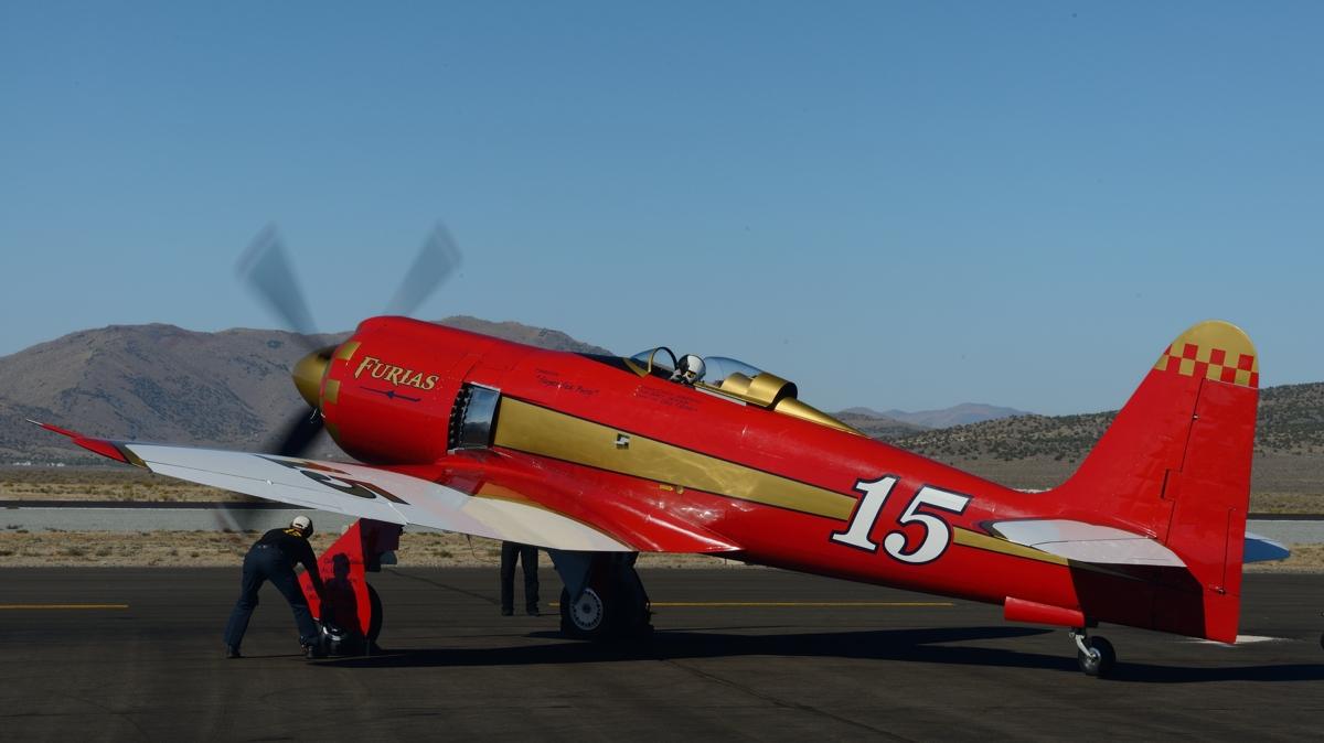 Air racing